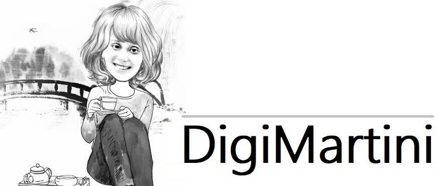 DigiMartini logo